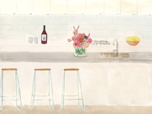 Illustration-Kitchen